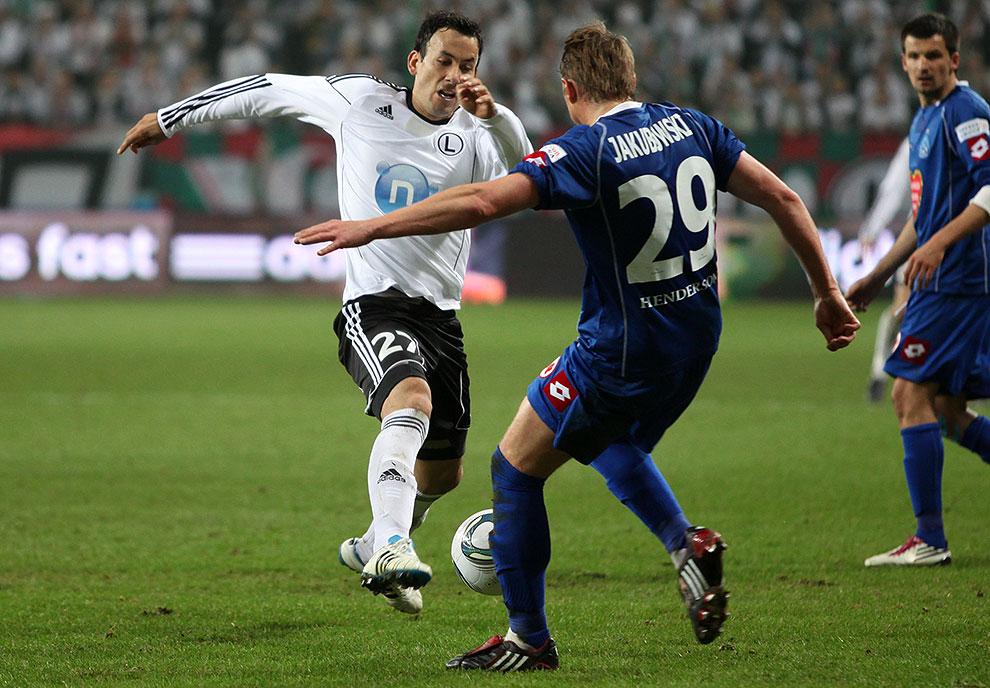 Legia Warszawa 2-0 Ruch Chorzów - fot. Piotr Galas (zdjęcie 40 z 46)