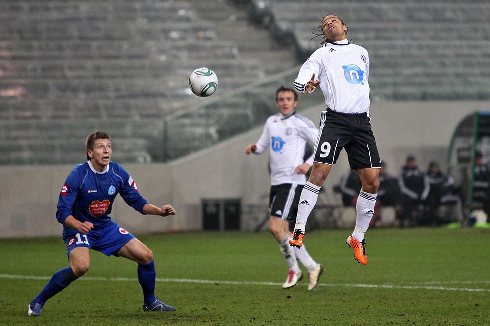 Legia Warszawa 2-0 Ruch Chorzów - fot. Piotr Galas (zdjęcie 43 z 46)