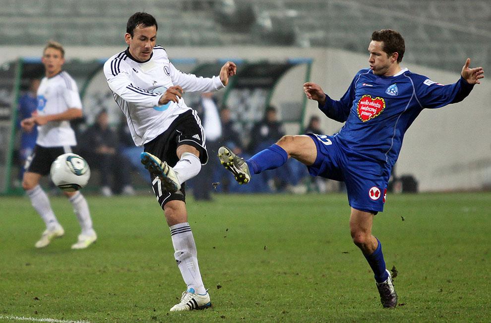 Legia Warszawa 2-0 Ruch Chorzów - fot. Piotr Galas (zdjęcie 44 z 46)