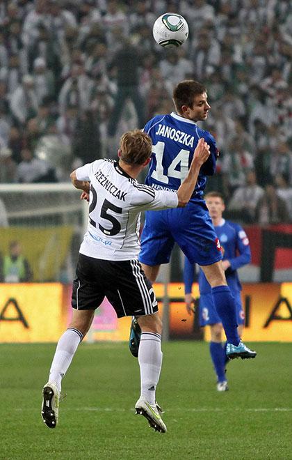 Legia Warszawa 2-0 Ruch Chorzów - fot. Piotr Galas (zdjęcie 5 z 46)