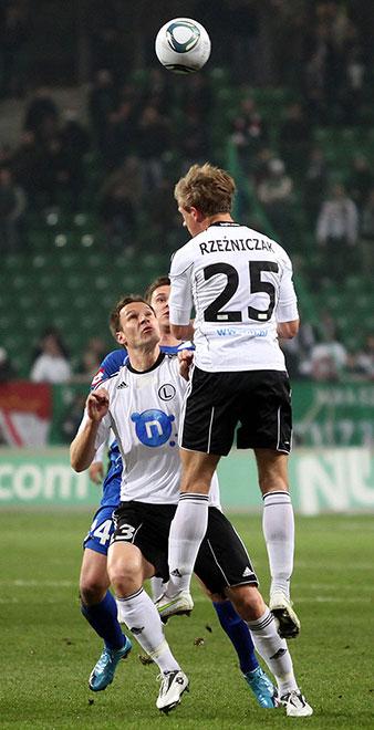 Legia Warszawa 2-0 Ruch Chorzów - fot. Piotr Galas (zdjęcie 8 z 46)