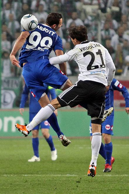 Legia Warszawa 2-0 Ruch Chorzów - fot. Piotr Galas (zdjęcie 9 z 46)