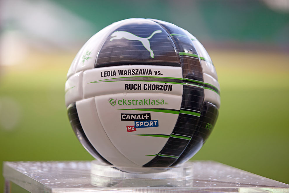 Legia Warszawa 2-3 Ruch Chorzów - fot. Piotr Galas (zdjęcie 1 z 59)
