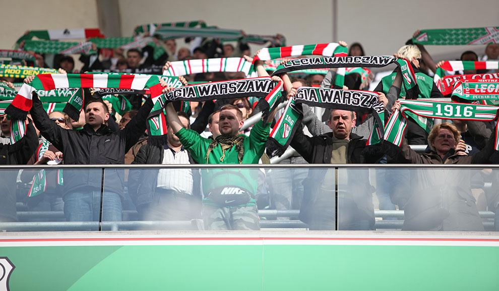 Legia Warszawa 2-3 Ruch Chorzów - fot. Piotr Galas (zdjęcie 10 z 59)