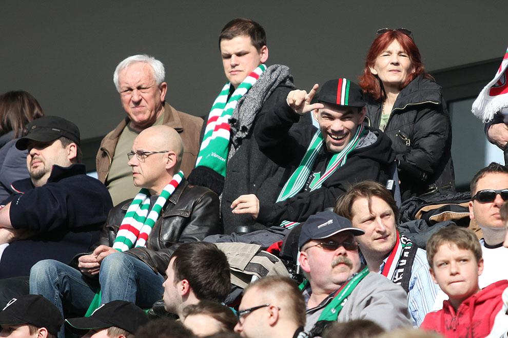 Legia Warszawa 2-3 Ruch Chorzów - fot. Piotr Galas (zdjęcie 14 z 59)