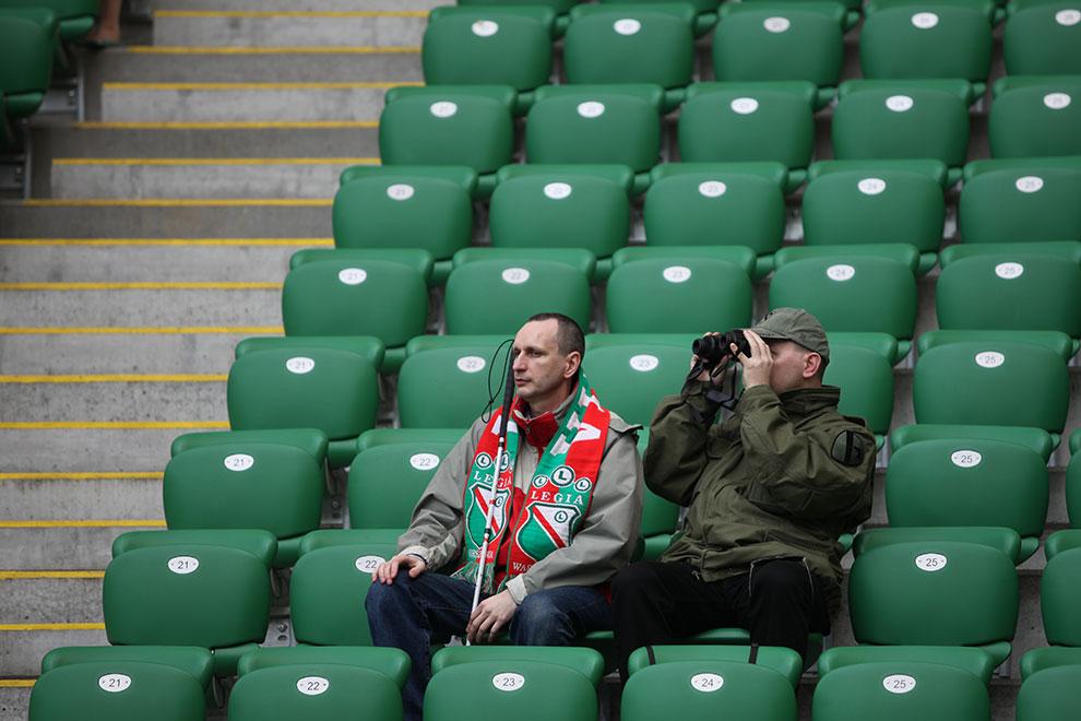 Legia Warszawa 2-3 Ruch Chorzów - fot. Piotr Galas (zdjęcie 21 z 59)