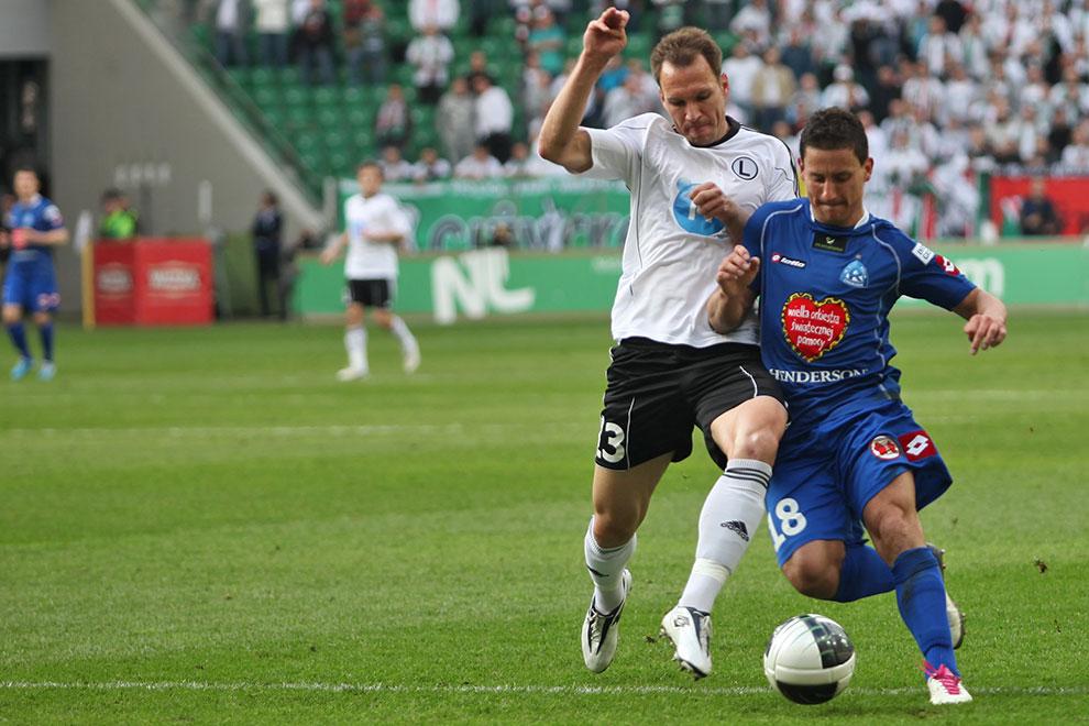 Legia Warszawa 2-3 Ruch Chorzów - fot. Piotr Galas (zdjęcie 28 z 59)