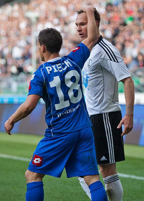 Legia Warszawa 2-3 Ruch Chorzów - fot. Piotr Galas (zdjęcie 29 z 59)