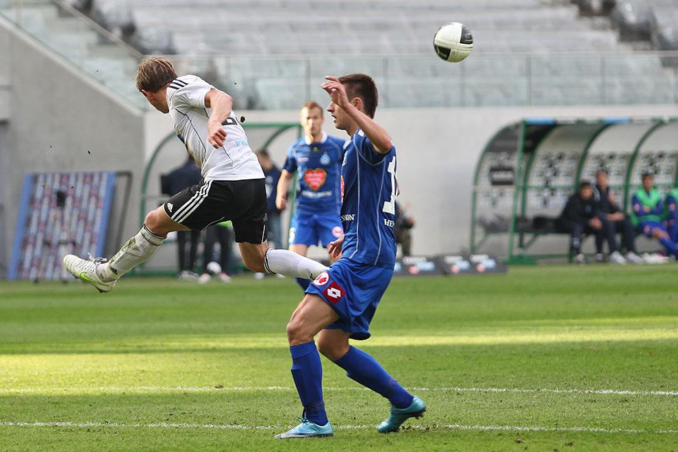 Legia Warszawa 2-3 Ruch Chorzów - fot. Piotr Galas (zdjęcie 36 z 59)