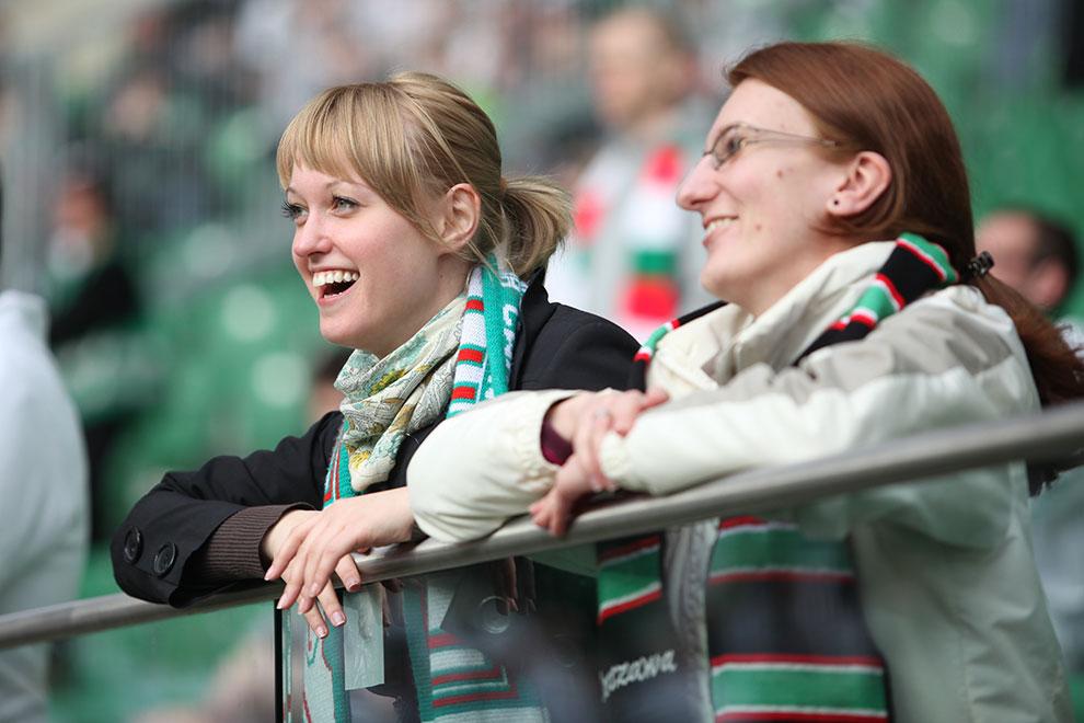 Legia Warszawa 2-3 Ruch Chorzów - fot. Piotr Galas (zdjęcie 41 z 59)