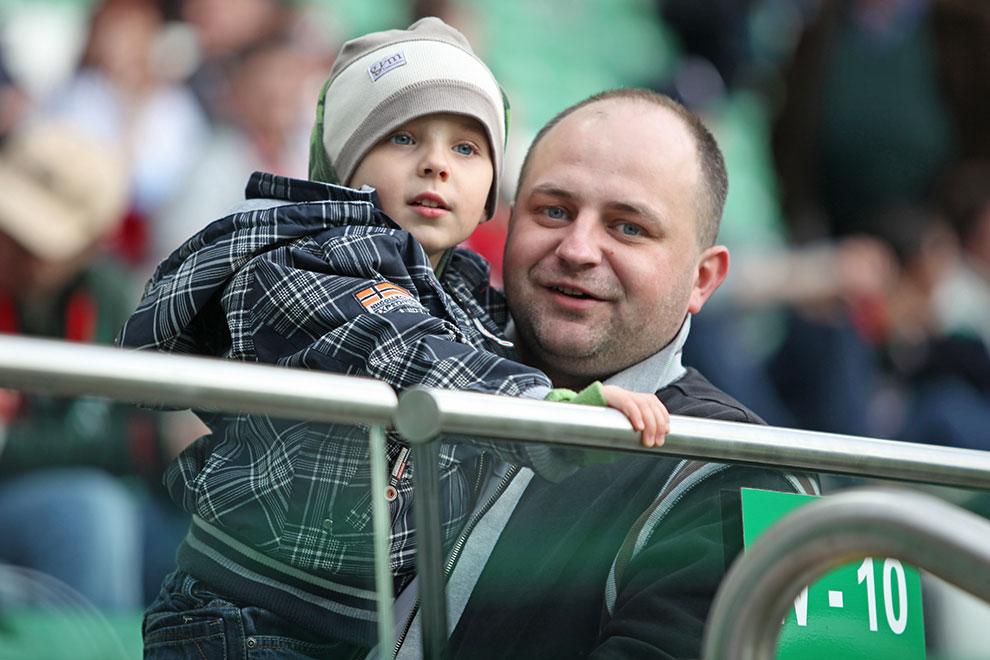 Legia Warszawa 2-3 Ruch Chorzów - fot. Piotr Galas (zdjęcie 43 z 59)