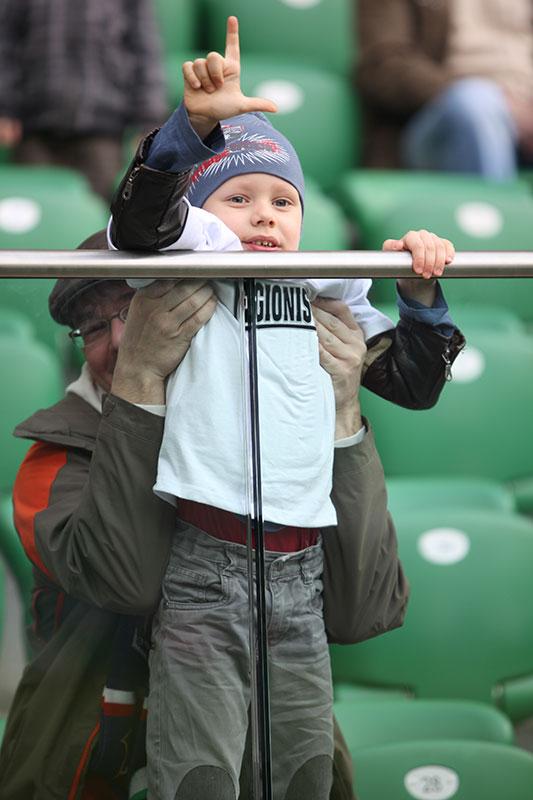 Legia Warszawa 2-3 Ruch Chorzów - fot. Piotr Galas (zdjęcie 48 z 59)