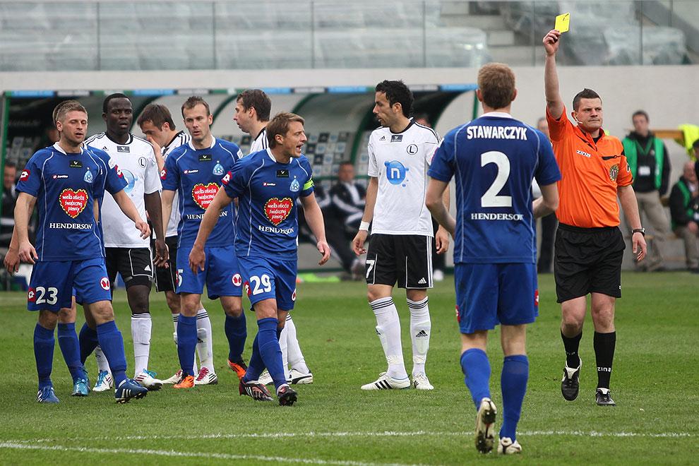 Legia Warszawa 2-3 Ruch Chorzów - fot. Piotr Galas (zdjęcie 50 z 59)