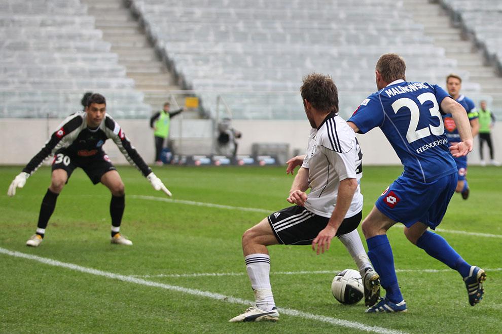 Legia Warszawa 2-3 Ruch Chorzów - fot. Piotr Galas (zdjęcie 51 z 59)