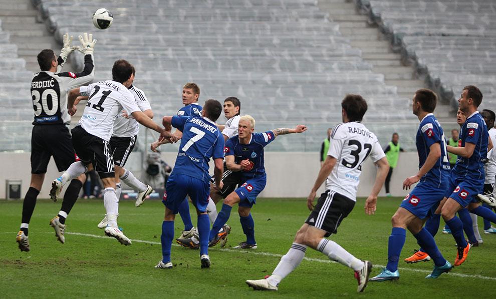 Legia Warszawa 2-3 Ruch Chorzów - fot. Piotr Galas (zdjęcie 52 z 59)