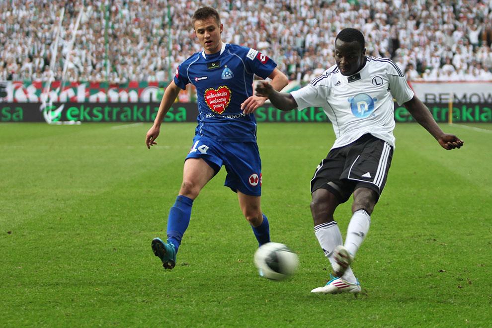 Legia Warszawa 2-3 Ruch Chorzów - fot. Piotr Galas (zdjęcie 53 z 59)