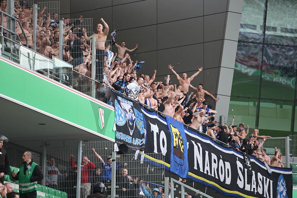 Legia Warszawa 2-3 Ruch Chorzów - fot. Piotr Galas (zdjęcie 54 z 59)