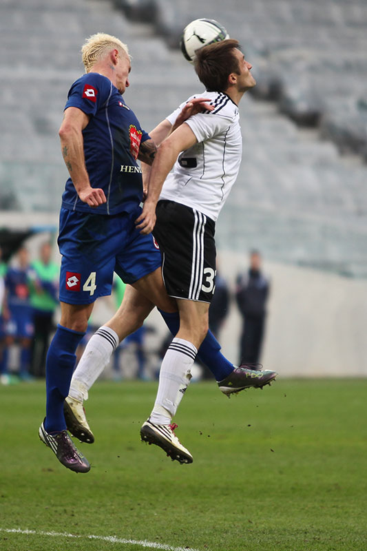 Legia Warszawa 2-3 Ruch Chorzów - fot. Piotr Galas (zdjęcie 56 z 59)