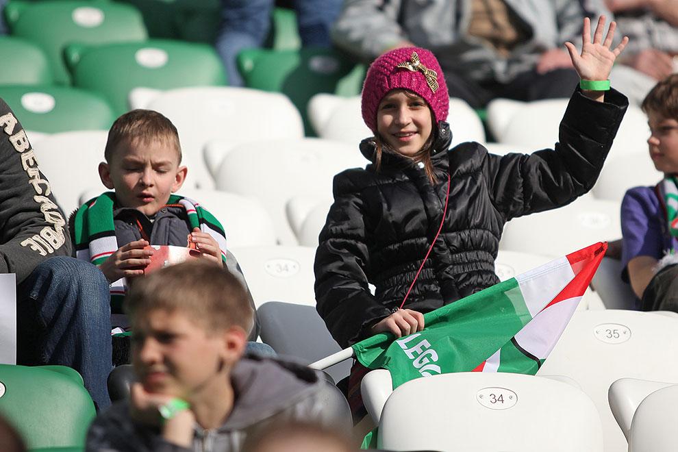Legia Warszawa 2-3 Ruch Chorzów - fot. Piotr Galas (zdjęcie 6 z 59)