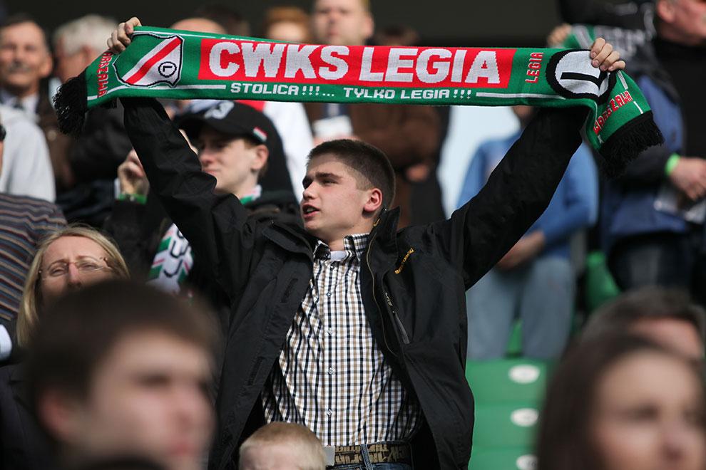 Legia Warszawa 2-3 Ruch Chorzów - fot. Piotr Galas (zdjęcie 9 z 59)