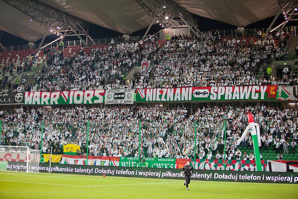 Legia Warszawa 1-2 Śląsk Wrocław - fot. Piotr Galas (zdjęcie 1 z 72)