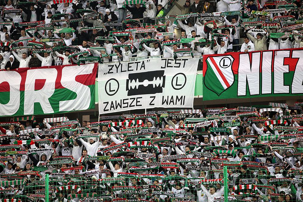 Legia Warszawa 1-2 Śląsk Wrocław - fot. Piotr Galas (zdjęcie 11 z 72)
