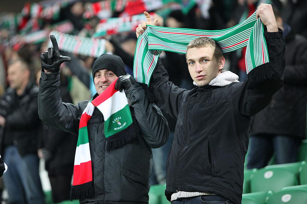 Legia Warszawa 1-2 Śląsk Wrocław - fot. Piotr Galas (zdjęcie 12 z 72)