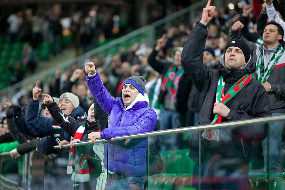 Legia Warszawa 1-2 Śląsk Wrocław - fot. Piotr Galas (zdjęcie 14 z 72)