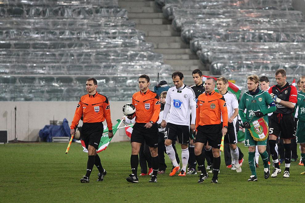 Legia Warszawa 1-2 Śląsk Wrocław - fot. Piotr Galas (zdjęcie 21 z 72)
