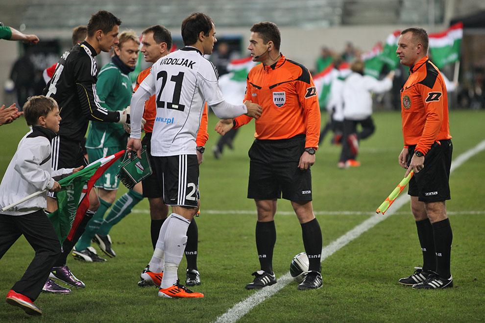 Legia Warszawa 1-2 Śląsk Wrocław - fot. Piotr Galas (zdjęcie 23 z 72)