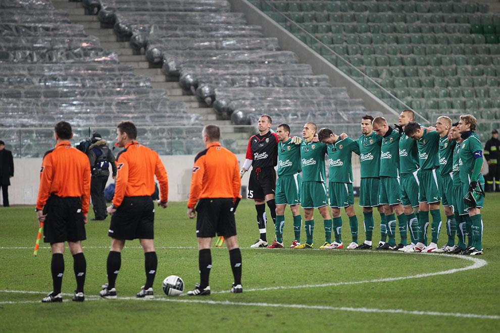 Legia Warszawa 1-2 Śląsk Wrocław - fot. Piotr Galas (zdjęcie 25 z 72)