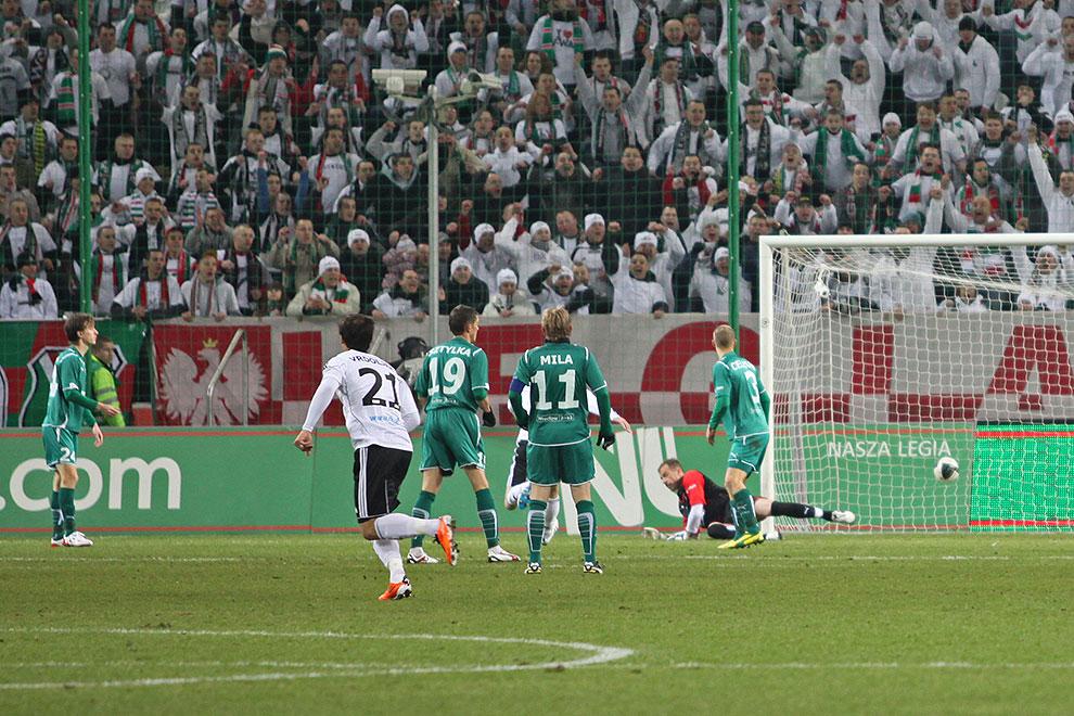 Legia Warszawa 1-2 Śląsk Wrocław - fot. Piotr Galas (zdjęcie 27 z 72)