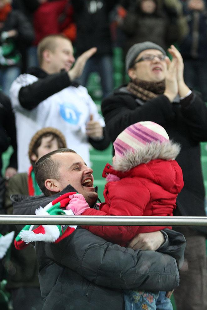Legia Warszawa 1-2 Śląsk Wrocław - fot. Piotr Galas (zdjęcie 28 z 72)