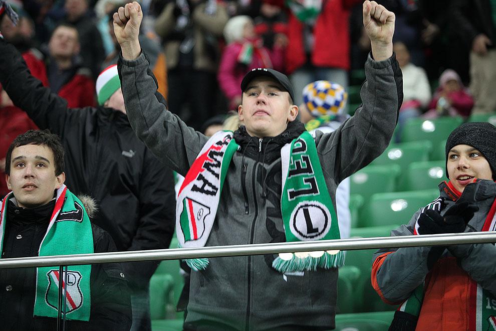 Legia Warszawa 1-2 Śląsk Wrocław - fot. Piotr Galas (zdjęcie 29 z 72)