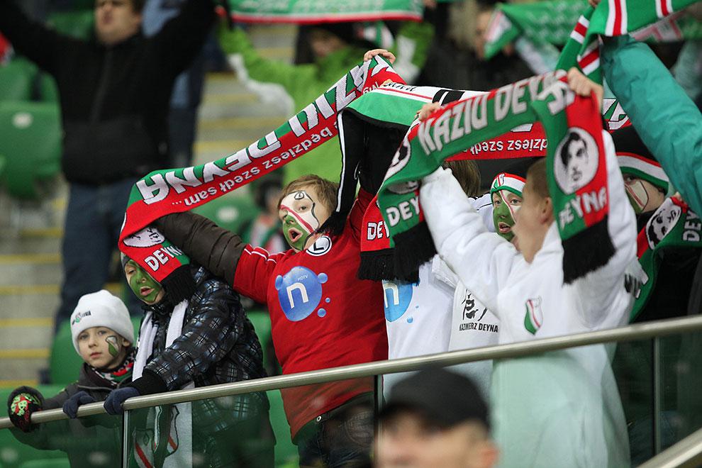 Legia Warszawa 1-2 Śląsk Wrocław - fot. Piotr Galas (zdjęcie 30 z 72)