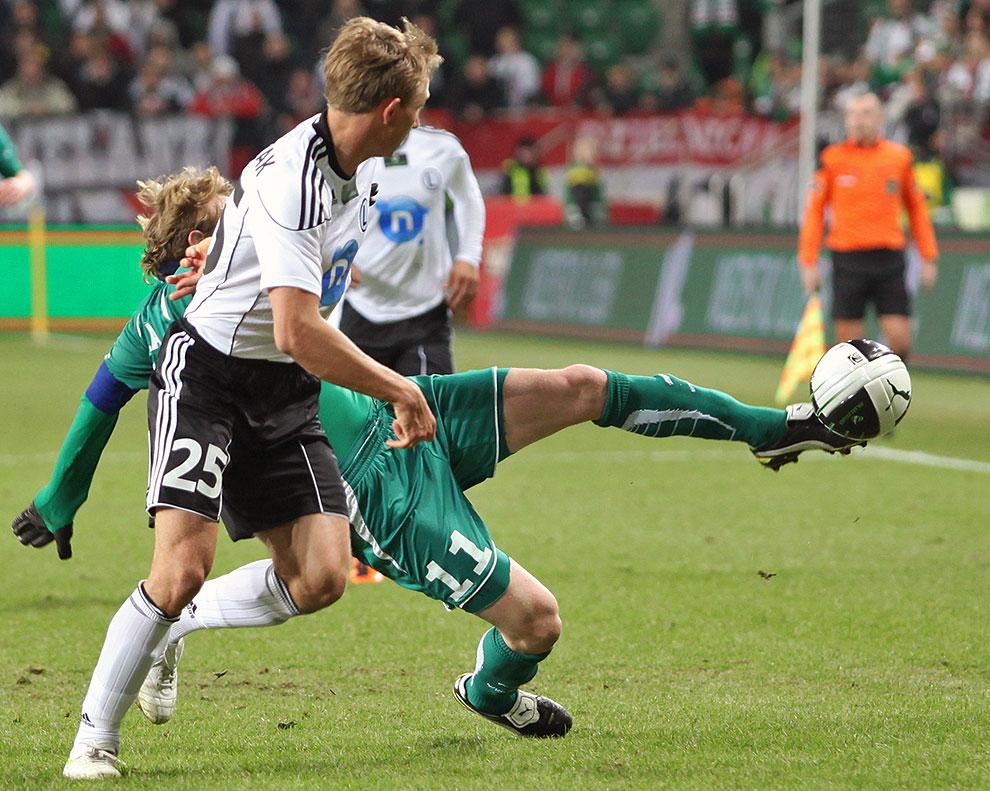 Legia Warszawa 1-2 Śląsk Wrocław - fot. Piotr Galas (zdjęcie 32 z 72)