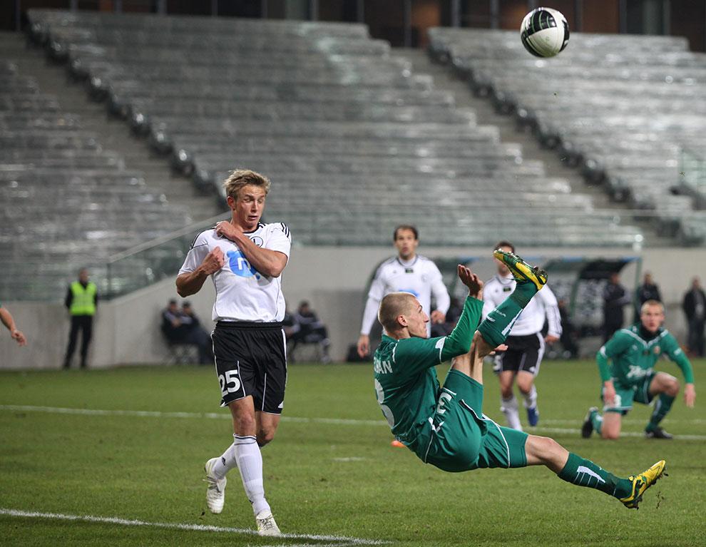 Legia Warszawa 1-2 Śląsk Wrocław - fot. Piotr Galas (zdjęcie 33 z 72)
