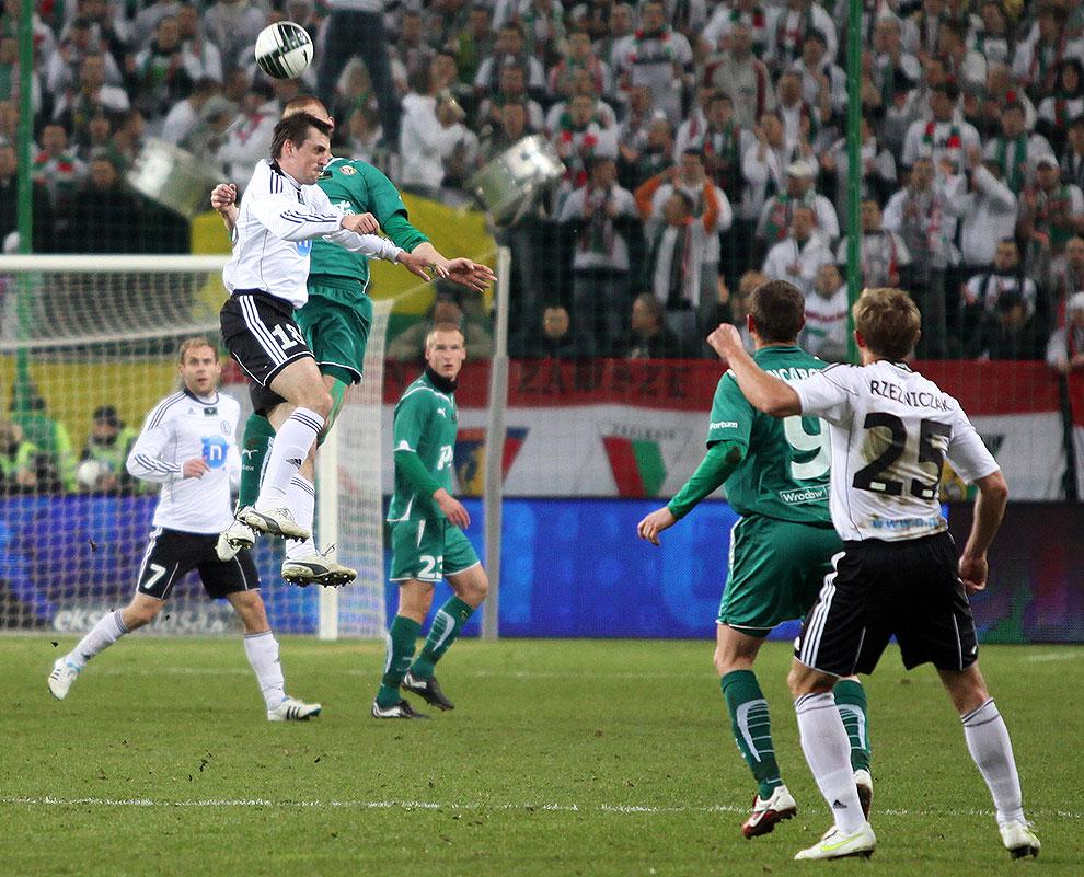 Legia Warszawa 1-2 Śląsk Wrocław - fot. Piotr Galas (zdjęcie 34 z 72)