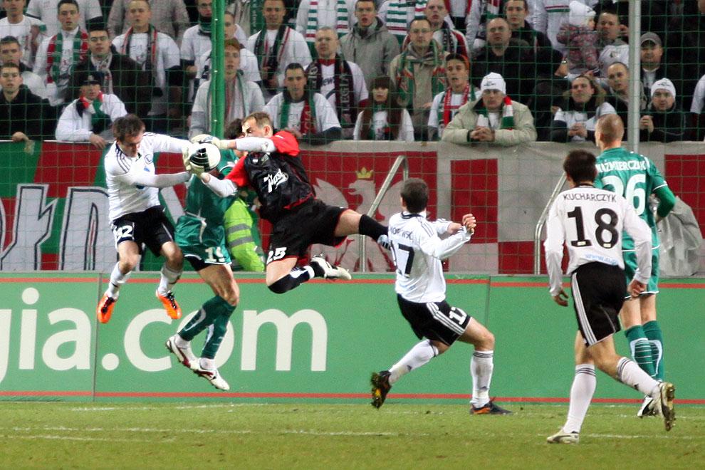 Legia Warszawa 1-2 Śląsk Wrocław - fot. Piotr Galas (zdjęcie 35 z 72)