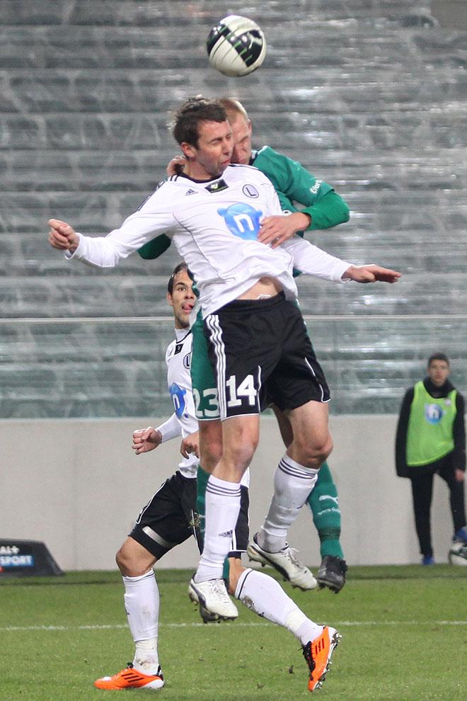 Legia Warszawa 1-2 Śląsk Wrocław - fot. Piotr Galas (zdjęcie 36 z 72)