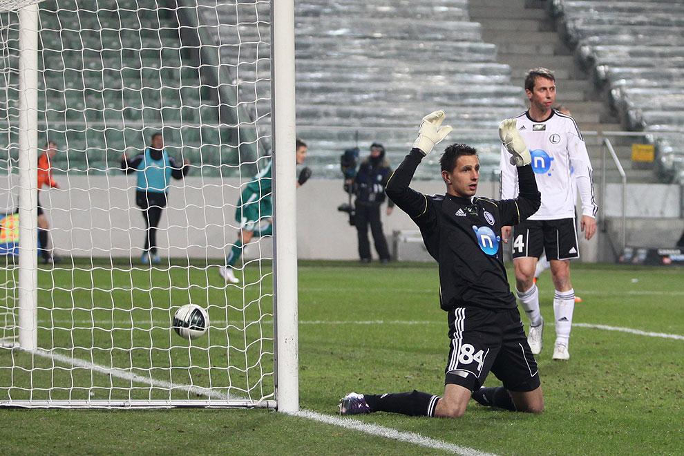 Legia Warszawa 1-2 Śląsk Wrocław - fot. Piotr Galas (zdjęcie 38 z 72)