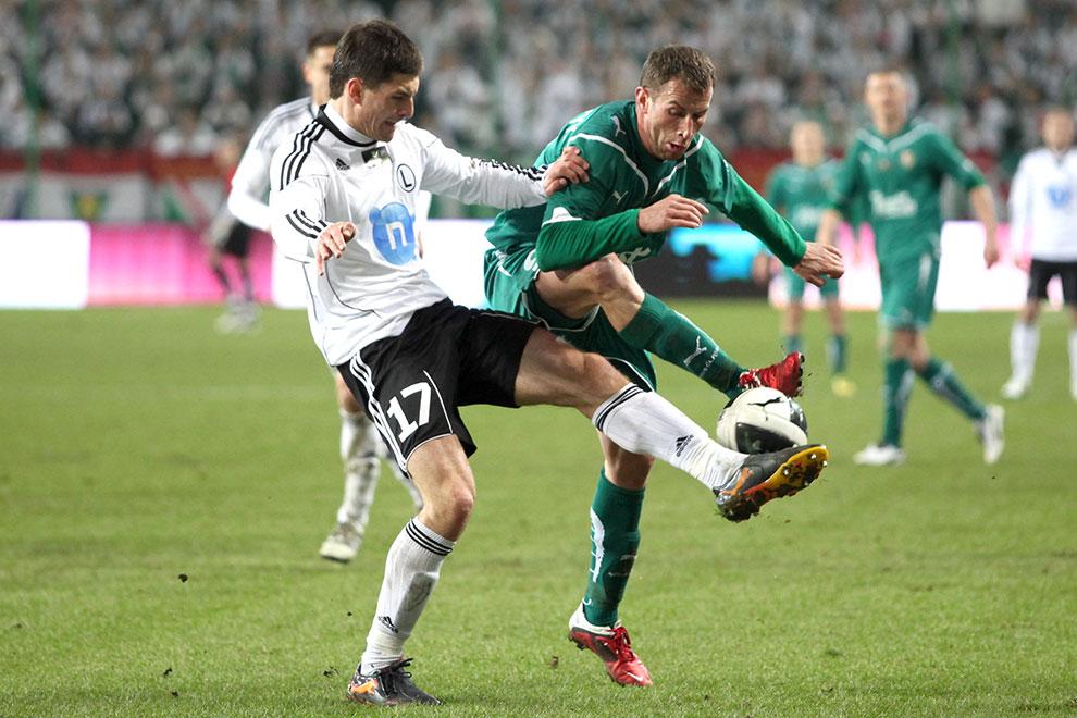 Legia Warszawa 1-2 Śląsk Wrocław - fot. Piotr Galas (zdjęcie 39 z 72)