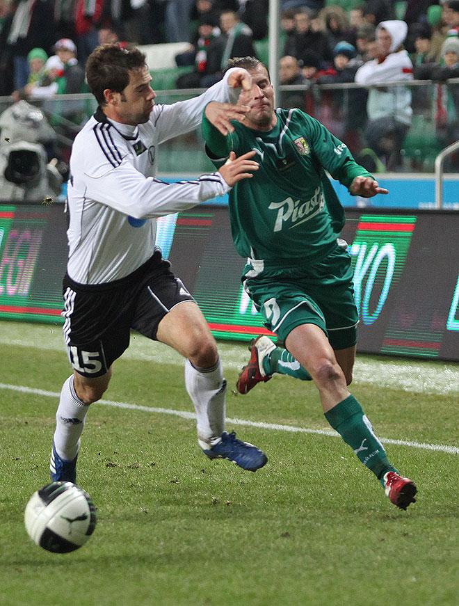 Legia Warszawa 1-2 Śląsk Wrocław - fot. Piotr Galas (zdjęcie 40 z 72)