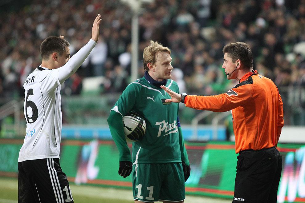 Legia Warszawa 1-2 Śląsk Wrocław - fot. Piotr Galas (zdjęcie 41 z 72)