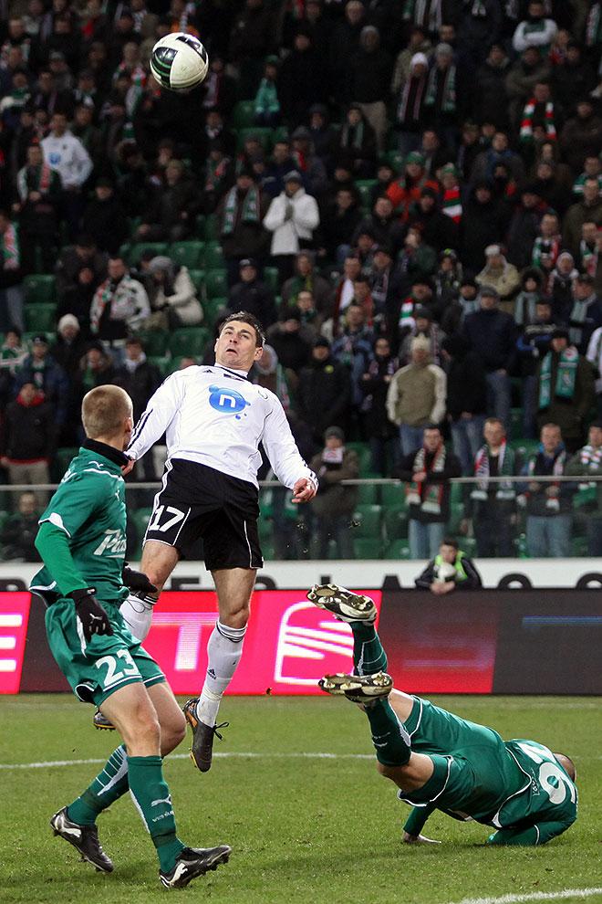 Legia Warszawa 1-2 Śląsk Wrocław - fot. Piotr Galas (zdjęcie 42 z 72)