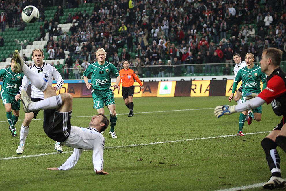 Legia Warszawa 1-2 Śląsk Wrocław - fot. Piotr Galas (zdjęcie 43 z 72)