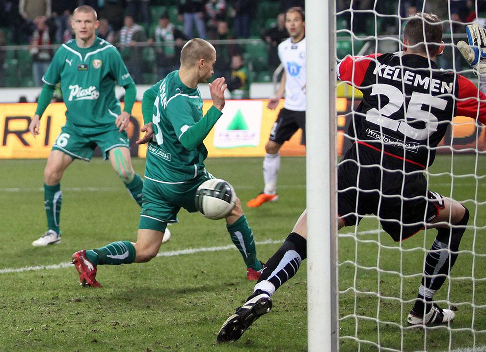 Legia Warszawa 1-2 Śląsk Wrocław - fot. Piotr Galas (zdjęcie 44 z 72)