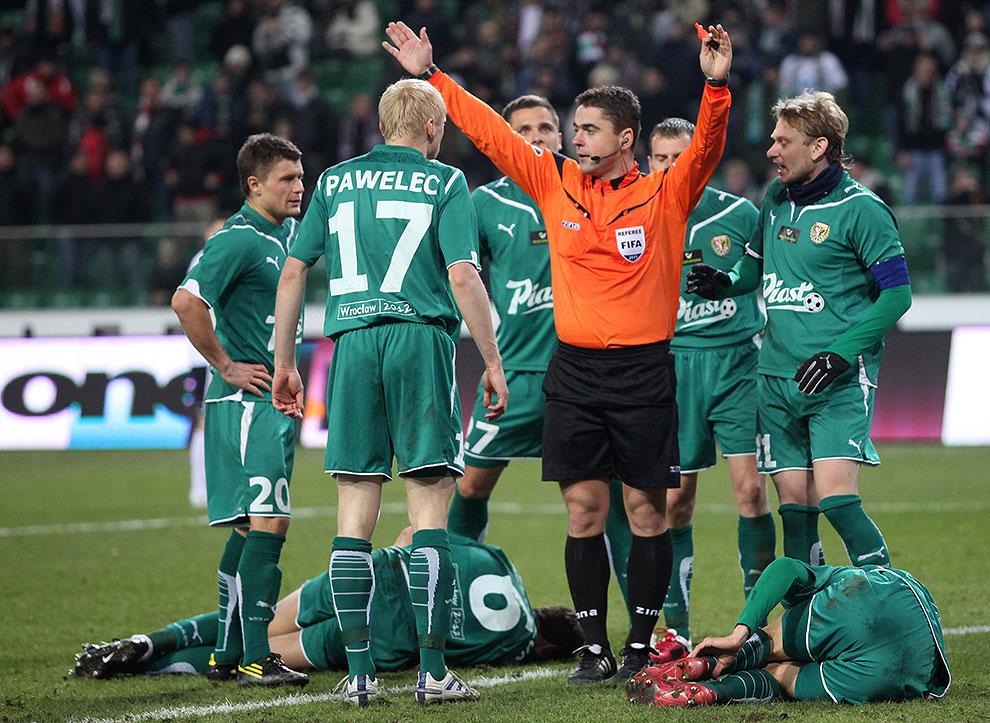 Legia Warszawa 1-2 Śląsk Wrocław - fot. Piotr Galas (zdjęcie 45 z 72)
