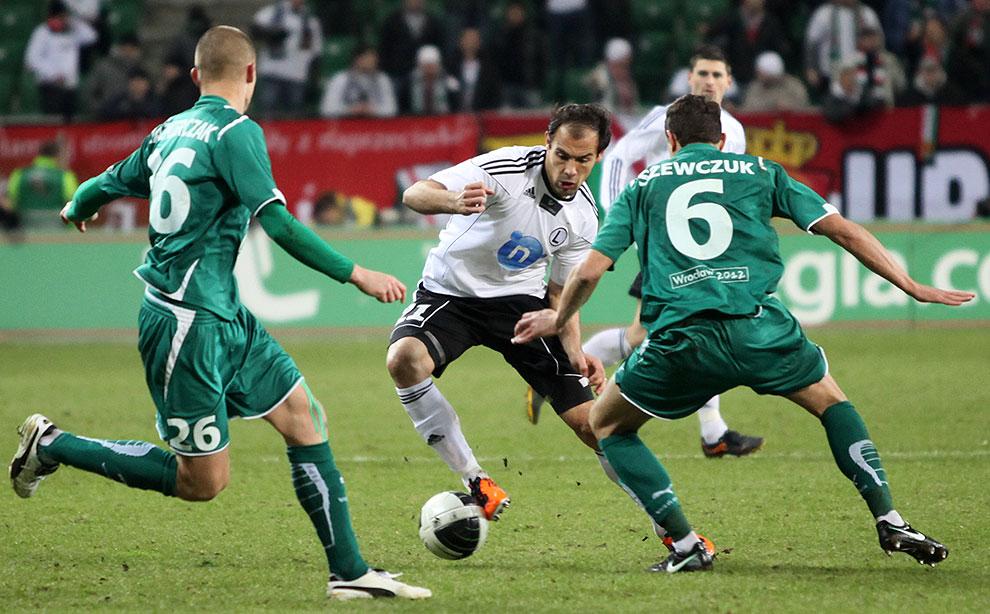 Legia Warszawa 1-2 Śląsk Wrocław - fot. Piotr Galas (zdjęcie 47 z 72)