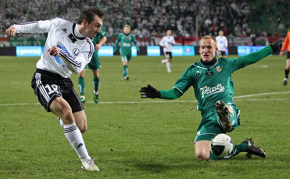 Legia Warszawa 1-2 Śląsk Wrocław - fot. Piotr Galas (zdjęcie 49 z 72)